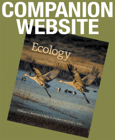 Ecology Companion Website Access